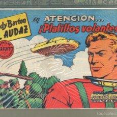 Tebeos: TEBEOS-COMICS CANDY - FREDY BARTON EL AUDAZ - COMPLETA - - *AA99. Lote 57426105