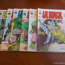 Livros de Banda Desenhada: LA MASA VOL.2 -COLECCIÓN COMPLETA 6 NÚMEROS (VÉRTICE). Lote 57523917