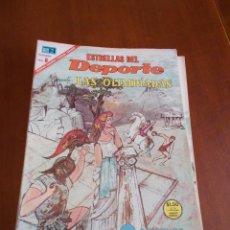 Tebeos: ESTRELLAS DEL DEPORTE - LOTE 12 NÚMEROS (NOVARO). Lote 57802106