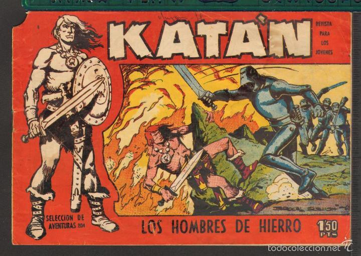 TEBEOS-COMICS CANDY - KATAN - COMPLETA - 48 EJ - BROCAL REMOHI - TORAY 1960 - OFERTA *BB99 (Tebeos y Comics - Tebeos Colecciones y Lotes Avanzados)
