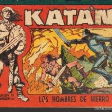 Tebeos: TEBEOS-COMICS CANDY - KATAN - COMPLETA - 48 EJ - BROCAL REMOHI - TORAY 1960 - OFERTA *BB99. Lote 57810260