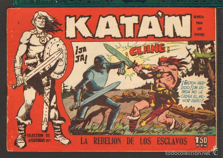 Tebeos: TEBEOS-COMICS CANDY - KATAN - COMPLETA - 48 EJ - BROCAL REMOHI - TORAY 1960 - Oferta *BB99 - Foto 2 - 57810260
