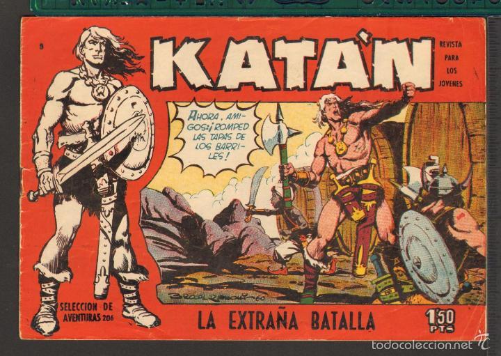 Tebeos: TEBEOS-COMICS CANDY - KATAN - COMPLETA - 48 EJ - BROCAL REMOHI - TORAY 1960 - Oferta *BB99 - Foto 3 - 57810260