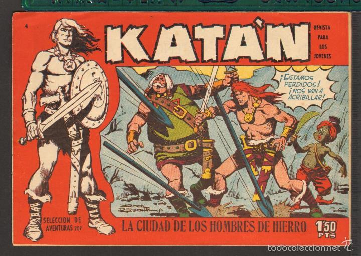 Tebeos: TEBEOS-COMICS CANDY - KATAN - COMPLETA - 48 EJ - BROCAL REMOHI - TORAY 1960 - Oferta *BB99 - Foto 4 - 57810260