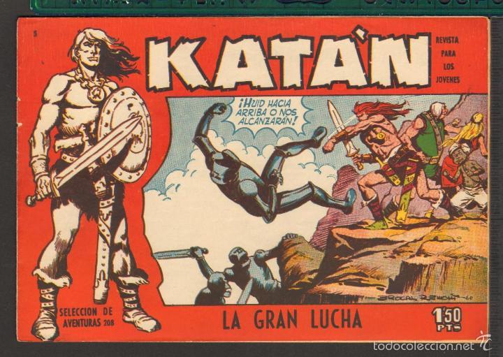 Tebeos: TEBEOS-COMICS CANDY - KATAN - COMPLETA - 48 EJ - BROCAL REMOHI - TORAY 1960 - Oferta *BB99 - Foto 5 - 57810260