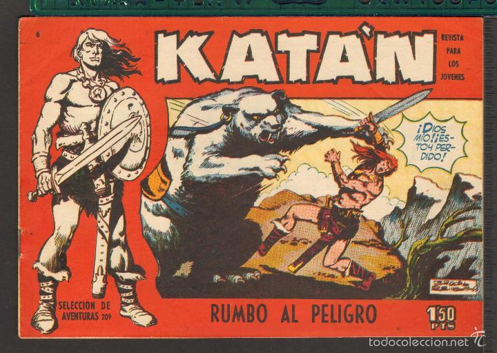 Tebeos: TEBEOS-COMICS CANDY - KATAN - COMPLETA - 48 EJ - BROCAL REMOHI - TORAY 1960 - Oferta *BB99 - Foto 6 - 57810260