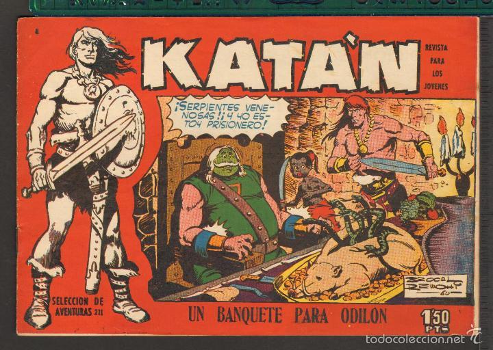 Tebeos: TEBEOS-COMICS CANDY - KATAN - COMPLETA - 48 EJ - BROCAL REMOHI - TORAY 1960 - Oferta *BB99 - Foto 8 - 57810260