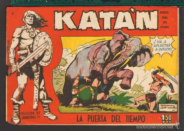 Tebeos: TEBEOS-COMICS CANDY - KATAN - COMPLETA - 48 EJ - BROCAL REMOHI - TORAY 1960 - Oferta *BB99 - Foto 9 - 57810260