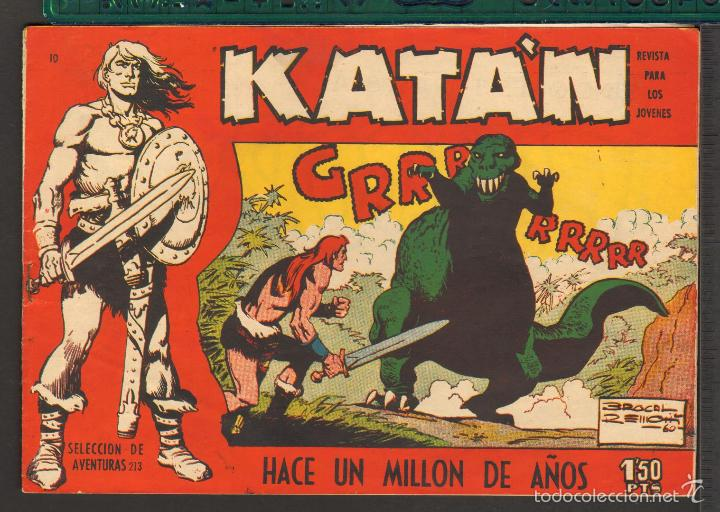 Tebeos: TEBEOS-COMICS CANDY - KATAN - COMPLETA - 48 EJ - BROCAL REMOHI - TORAY 1960 - Oferta *BB99 - Foto 10 - 57810260
