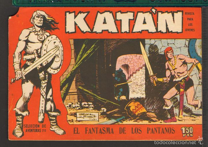Tebeos: TEBEOS-COMICS CANDY - KATAN - COMPLETA - 48 EJ - BROCAL REMOHI - TORAY 1960 - Oferta *BB99 - Foto 12 - 57810260