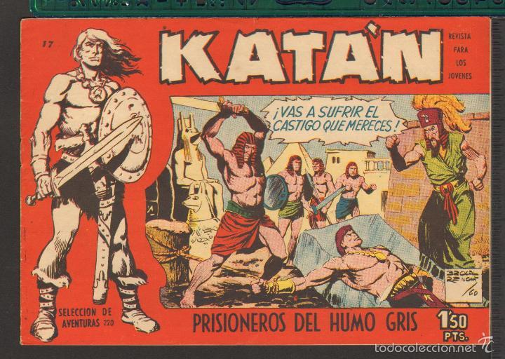 Tebeos: TEBEOS-COMICS CANDY - KATAN - COMPLETA - 48 EJ - BROCAL REMOHI - TORAY 1960 - Oferta *BB99 - Foto 17 - 57810260
