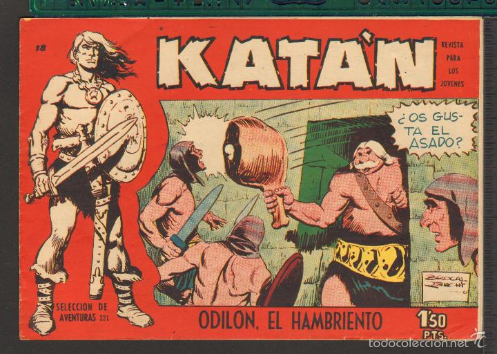 Tebeos: TEBEOS-COMICS CANDY - KATAN - COMPLETA - 48 EJ - BROCAL REMOHI - TORAY 1960 - Oferta *BB99 - Foto 18 - 57810260