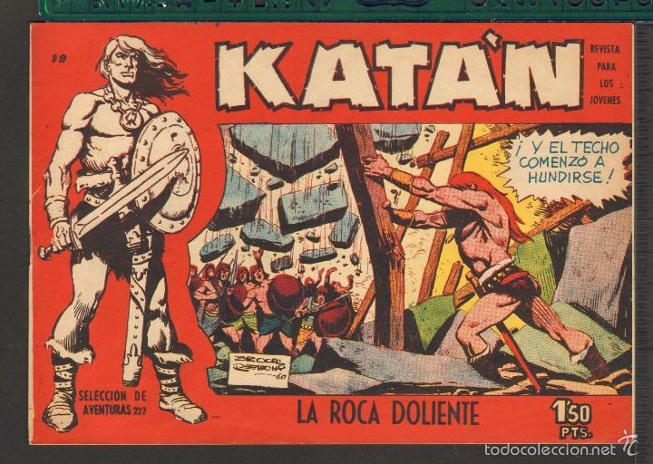 Tebeos: TEBEOS-COMICS CANDY - KATAN - COMPLETA - 48 EJ - BROCAL REMOHI - TORAY 1960 - Oferta *BB99 - Foto 19 - 57810260