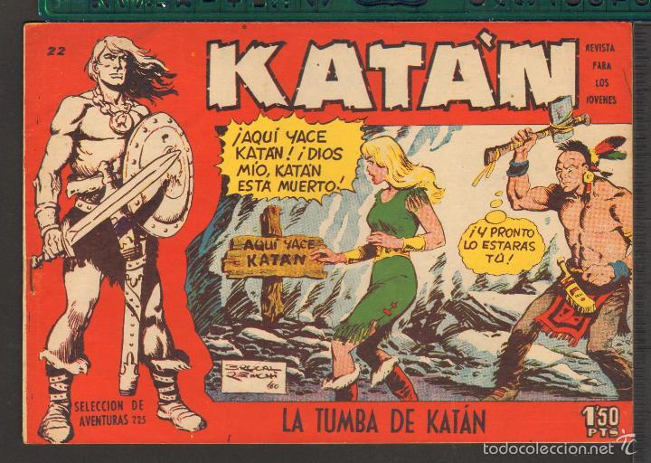 Tebeos: TEBEOS-COMICS CANDY - KATAN - COMPLETA - 48 EJ - BROCAL REMOHI - TORAY 1960 - Oferta *BB99 - Foto 22 - 57810260