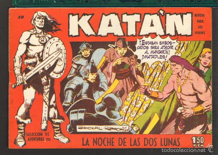 Tebeos: TEBEOS-COMICS CANDY - KATAN - COMPLETA - 48 EJ - BROCAL REMOHI - TORAY 1960 - Oferta *BB99 - Foto 30 - 57810260
