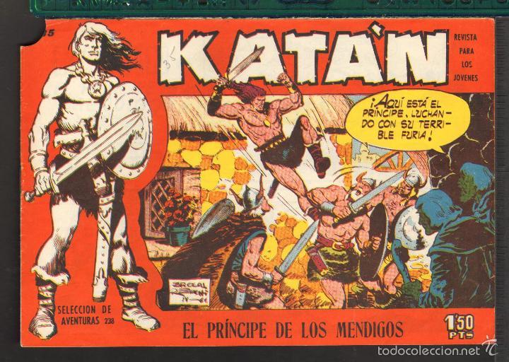 Tebeos: TEBEOS-COMICS CANDY - KATAN - COMPLETA - 48 EJ - BROCAL REMOHI - TORAY 1960 - Oferta *BB99 - Foto 35 - 57810260