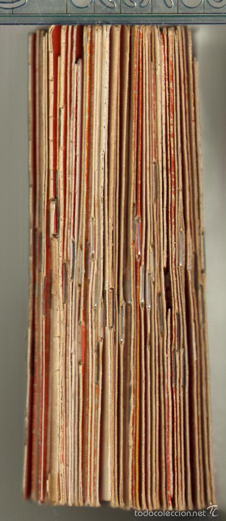 Tebeos: TEBEOS-COMICS CANDY - KATAN - COMPLETA - 48 EJ - BROCAL REMOHI - TORAY 1960 - Oferta *BB99 - Foto 49 - 57810260