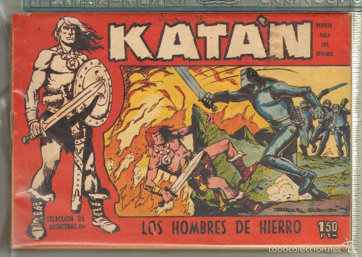 Tebeos: TEBEOS-COMICS CANDY - KATAN - COMPLETA - 48 EJ - BROCAL REMOHI - TORAY 1960 - Oferta *BB99 - Foto 51 - 57810260
