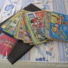 Tebeos: LOTE VARIADO COMICS DE HUMOR COLECCION OLE, PULGARCITO ETC.. Lote 57886441