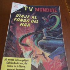 Tebeos: TV MUNDIAL - LOTE 20 NÚMEROS (SEA / NOVARO). Lote 57919521