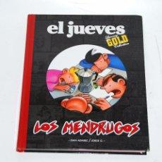 Tebeos: LOS MENDRUGOS (REVISTA EL JUEVES) COLECCIÓN LUXURY GOLD. Lote 58070077