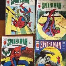 Livros de Banda Desenhada: SPIDERMAN V 2 Nº 9 Y 10 V 3 Nº 1 Y 54 SE VENDEN SUELTOS. Lote 58126346