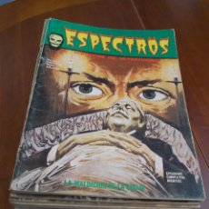 ESPECTROS - COLECCIÓN CASI COMPLETA DE 38 NÚMEROS [FALTA: 22] (VÉRTICE)