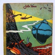 Tebeos: JOYA - 20.000 LEGUAS DE VIAJE SUBMARINO - JULIO VERNE - COMPLETO VALOR - AÑO 1955.. Lote 58255315