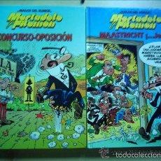 Tebeos: MAGOS DEL HUMOR. MORTADELO Y FILEMON. CIRCULO DE LECTORES . LOTE CON REGALO.. Lote 58479027