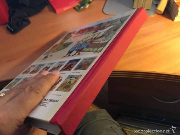 Tebeos: LINFANTIL TRETZEVENTS. LOTE MÁS DE 200 EJEMPLARES EN 20 TOMOS. CATALAN. ASTERIX, LUCKY LUKE (LB31) - Foto 5 - 58514797