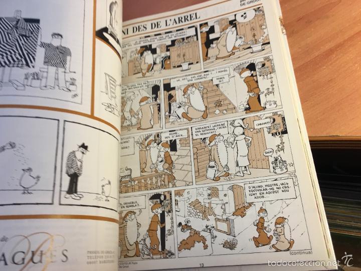 Tebeos: LINFANTIL TRETZEVENTS. LOTE MÁS DE 200 EJEMPLARES EN 20 TOMOS. CATALAN. ASTERIX, LUCKY LUKE (LB31) - Foto 38 - 58514797