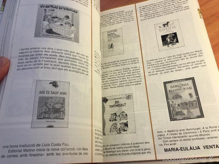 Tebeos: LINFANTIL TRETZEVENTS. LOTE MÁS DE 200 EJEMPLARES EN 20 TOMOS. CATALAN. ASTERIX, LUCKY LUKE (LB31) - Foto 58 - 58514797