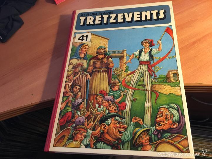 Tebeos: LINFANTIL TRETZEVENTS. LOTE MÁS DE 200 EJEMPLARES EN 20 TOMOS. CATALAN. ASTERIX, LUCKY LUKE (LB31) - Foto 65 - 58514797