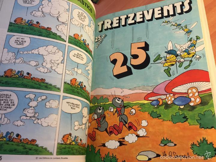 Tebeos: LINFANTIL TRETZEVENTS. LOTE MÁS DE 200 EJEMPLARES EN 20 TOMOS. CATALAN. ASTERIX, LUCKY LUKE (LB31) - Foto 72 - 58514797