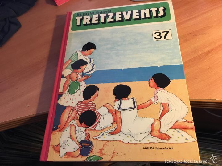 Tebeos: LINFANTIL TRETZEVENTS. LOTE MÁS DE 200 EJEMPLARES EN 20 TOMOS. CATALAN. ASTERIX, LUCKY LUKE (LB31) - Foto 98 - 58514797