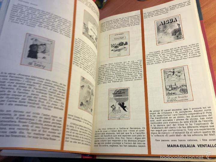 Tebeos: LINFANTIL TRETZEVENTS. LOTE MÁS DE 200 EJEMPLARES EN 20 TOMOS. CATALAN. ASTERIX, LUCKY LUKE (LB31) - Foto 107 - 58514797