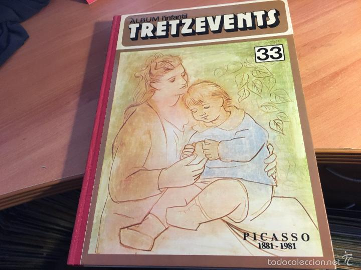 Tebeos: LINFANTIL TRETZEVENTS. LOTE MÁS DE 200 EJEMPLARES EN 20 TOMOS. CATALAN. ASTERIX, LUCKY LUKE (LB31) - Foto 123 - 58514797