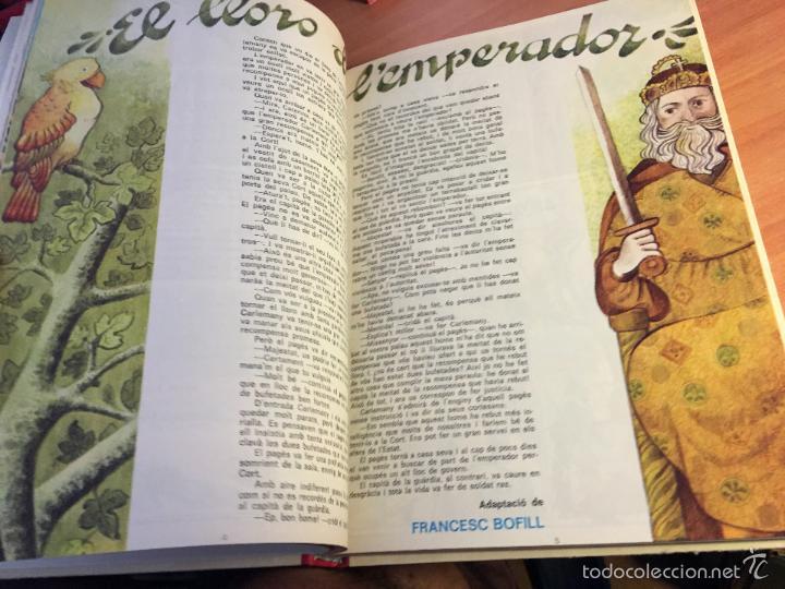 Tebeos: LINFANTIL TRETZEVENTS. LOTE MÁS DE 200 EJEMPLARES EN 20 TOMOS. CATALAN. ASTERIX, LUCKY LUKE (LB31) - Foto 136 - 58514797