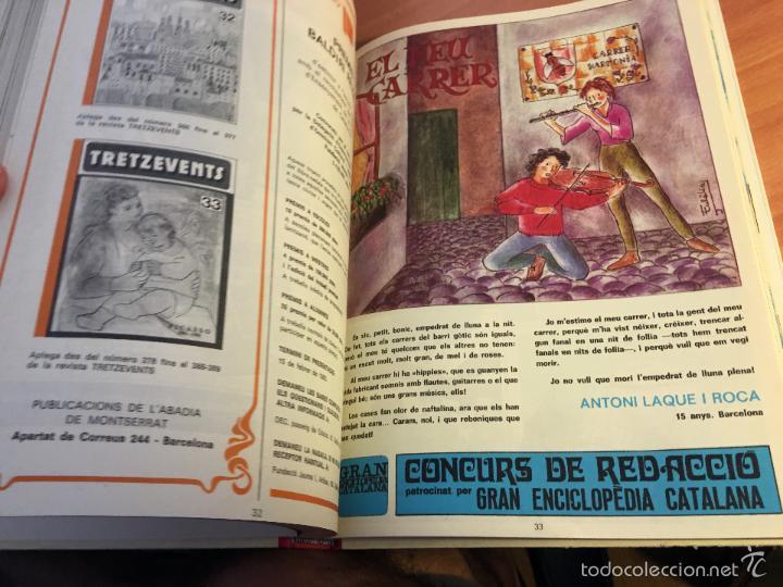 Tebeos: LINFANTIL TRETZEVENTS. LOTE MÁS DE 200 EJEMPLARES EN 20 TOMOS. CATALAN. ASTERIX, LUCKY LUKE (LB31) - Foto 144 - 58514797