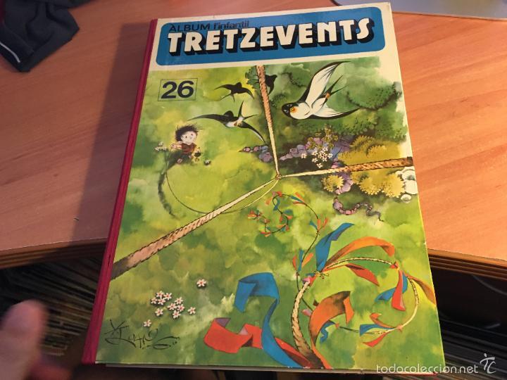 Tebeos: LINFANTIL TRETZEVENTS. LOTE MÁS DE 200 EJEMPLARES EN 20 TOMOS. CATALAN. ASTERIX, LUCKY LUKE (LB31) - Foto 216 - 58514797