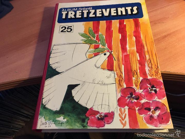 Tebeos: LINFANTIL TRETZEVENTS. LOTE MÁS DE 200 EJEMPLARES EN 20 TOMOS. CATALAN. ASTERIX, LUCKY LUKE (LB31) - Foto 230 - 58514797