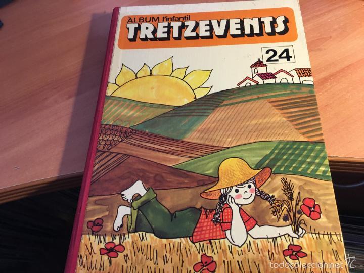 Tebeos: LINFANTIL TRETZEVENTS. LOTE MÁS DE 200 EJEMPLARES EN 20 TOMOS. CATALAN. ASTERIX, LUCKY LUKE (LB31) - Foto 245 - 58514797