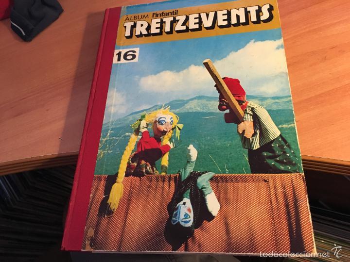 Tebeos: LINFANTIL TRETZEVENTS. LOTE MÁS DE 200 EJEMPLARES EN 20 TOMOS. CATALAN. ASTERIX, LUCKY LUKE (LB31) - Foto 271 - 58514797