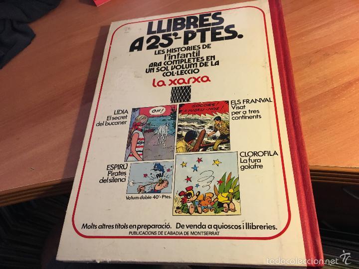 Tebeos: LINFANTIL TRETZEVENTS. LOTE MÁS DE 200 EJEMPLARES EN 20 TOMOS. CATALAN. ASTERIX, LUCKY LUKE (LB31) - Foto 280 - 58514797