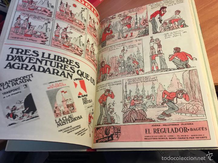 Tebeos: LINFANTIL TRETZEVENTS. LOTE MÁS DE 200 EJEMPLARES EN 20 TOMOS. CATALAN. ASTERIX, LUCKY LUKE (LB31) - Foto 290 - 58514797