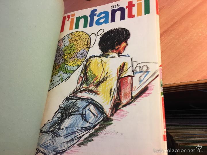 Tebeos: LINFANTIL TRETZEVENTS. LOTE MÁS DE 200 EJEMPLARES EN 20 TOMOS. CATALAN. ASTERIX, LUCKY LUKE (LB31) - Foto 304 - 58514797