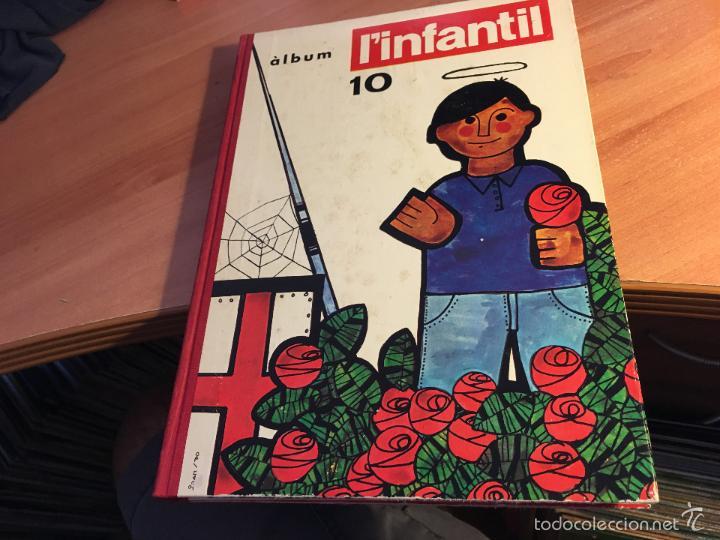 Tebeos: LINFANTIL TRETZEVENTS. LOTE MÁS DE 200 EJEMPLARES EN 20 TOMOS. CATALAN. ASTERIX, LUCKY LUKE (LB31) - Foto 307 - 58514797