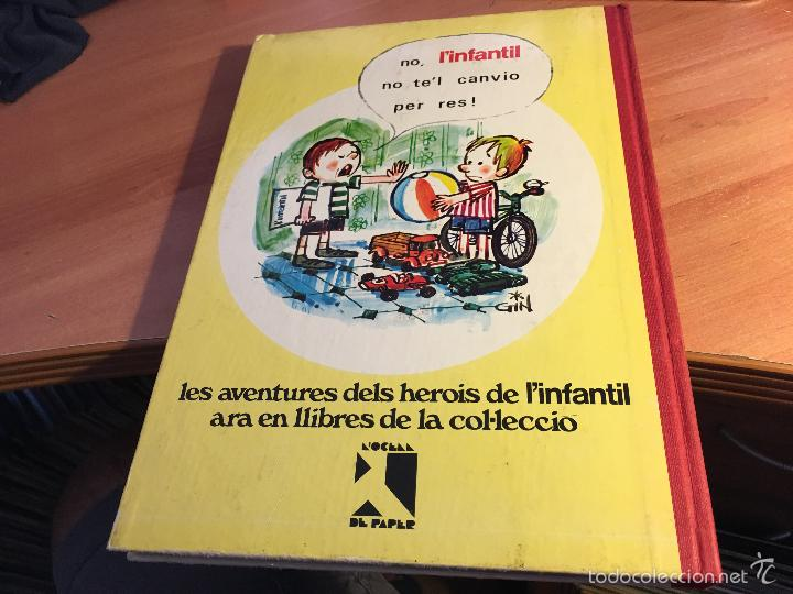 Tebeos: LINFANTIL TRETZEVENTS. LOTE MÁS DE 200 EJEMPLARES EN 20 TOMOS. CATALAN. ASTERIX, LUCKY LUKE (LB31) - Foto 317 - 58514797
