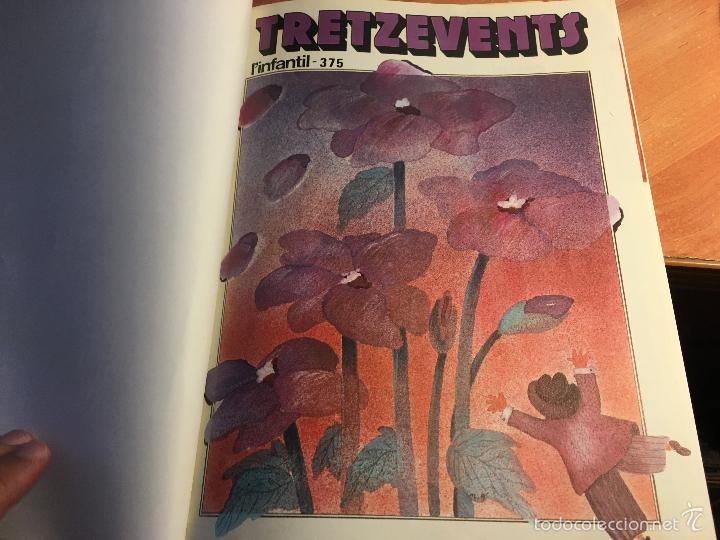 Tebeos: LINFANTIL TRETZEVENTS. LOTE MÁS DE 200 EJEMPLARES EN 20 TOMOS. CATALAN. ASTERIX, LUCKY LUKE (LB31) - Foto 360 - 58514797