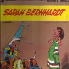 Tebeos: LUCKY LUKE SARAH BERNHARDT Nº23. Lote 58624390